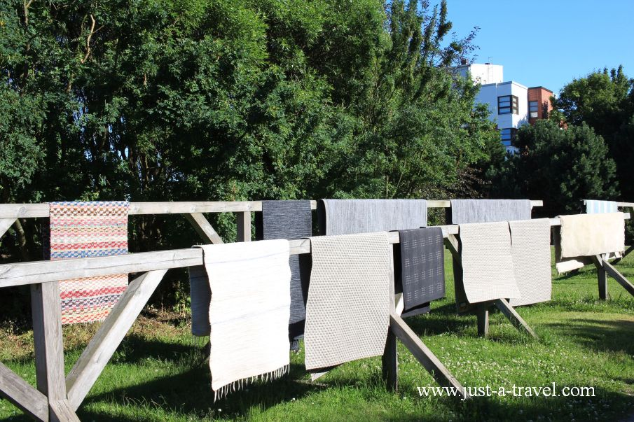 Suszarnia dywanow - Helsinki i Muminki