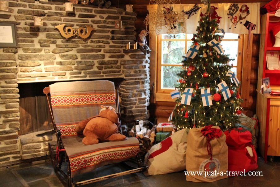 Swieta trwaja tutaj 365 dni w roku - W wiosce Świętego Mikołaja