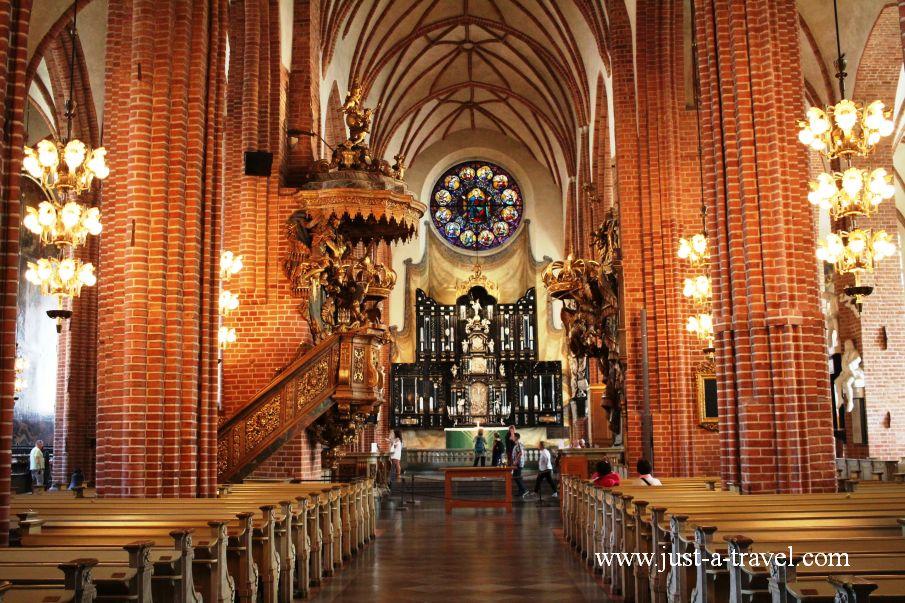 Sztokholm Katedra - Weekend w Sztokholmie