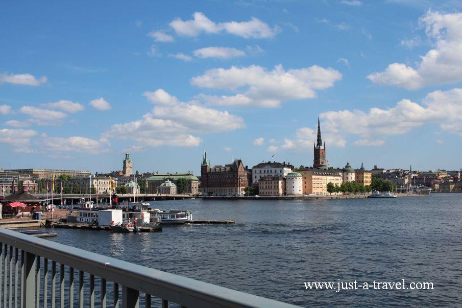 Sztokholm na wodzie - Weekend w Sztokholmie