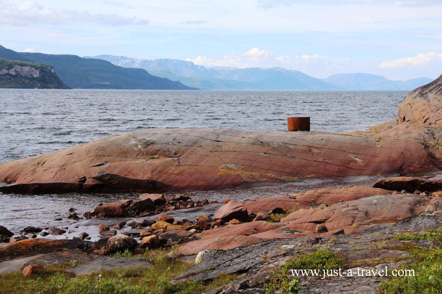 Altafjord - Alta i rysunki naskalne naszych przodków