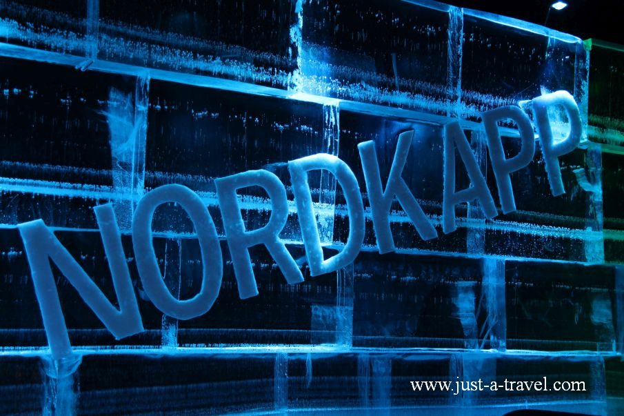 Artico Ice bar 5 - Honningsvag czyli kierunek Przylądek Północny Nordkapp