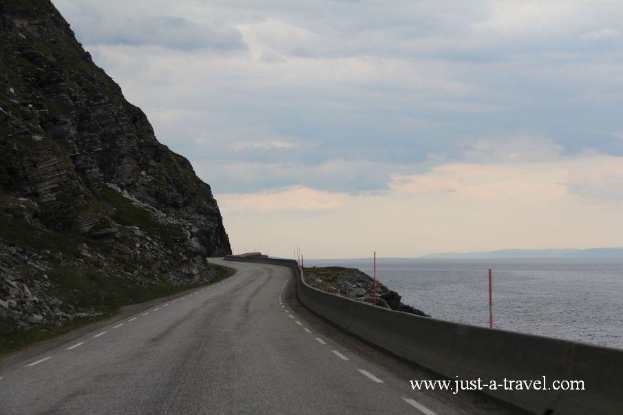 Co raz blizej Nordcap - Honningsvag czyli kierunek Przylądek Północny Nordkapp