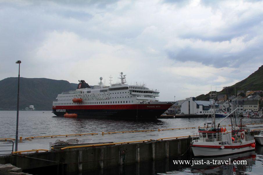 Hurtingruten - Honningsvag czyli kierunek Przylądek Północny Nordkapp