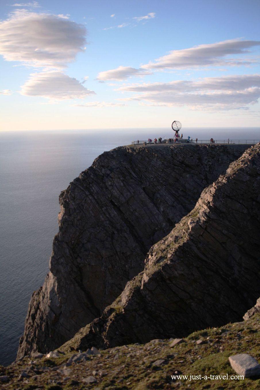 nordkapp 11 - Dzień polarny na Przylądku Północnym Nordkapp