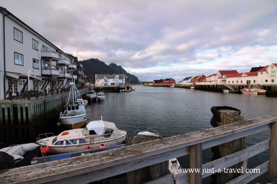 Henningsvaer 10 - Lofoty - perły północnej Norwegii