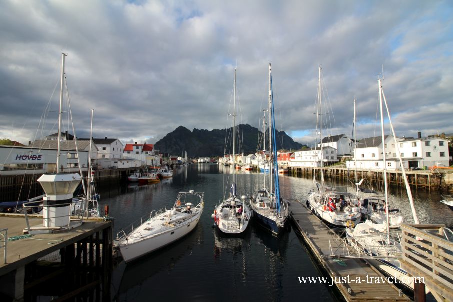 Henningsvaer 2 - Lofoty - perły północnej Norwegii