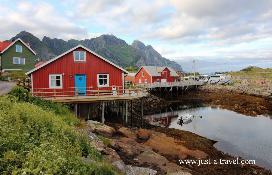 Henningsvaer 4 - Lofoty - perły północnej Norwegii