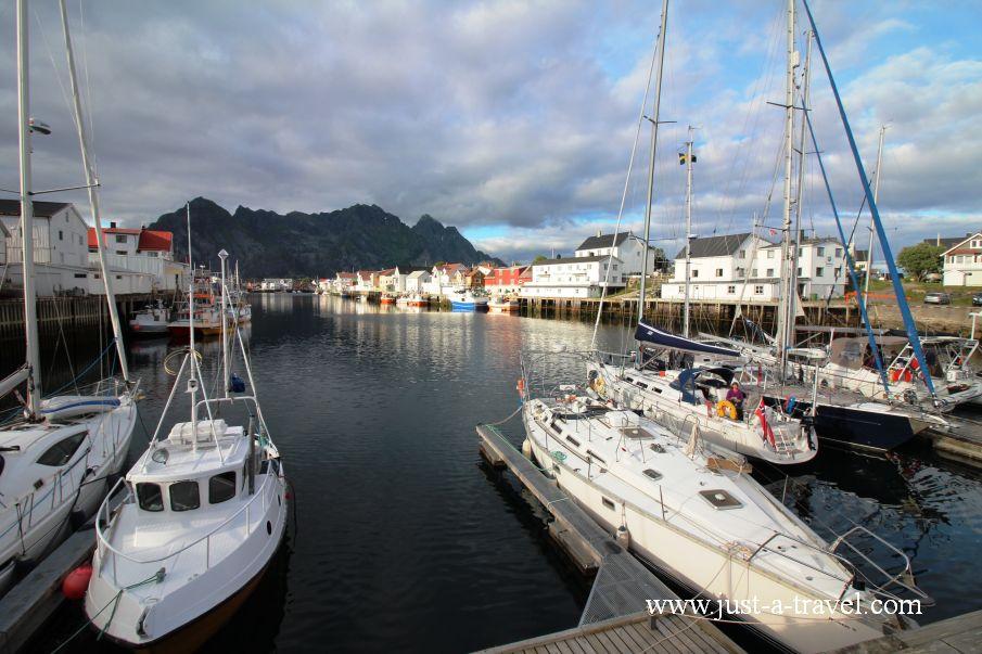 Henningsvaer 9 - Lofoty - perły północnej Norwegii