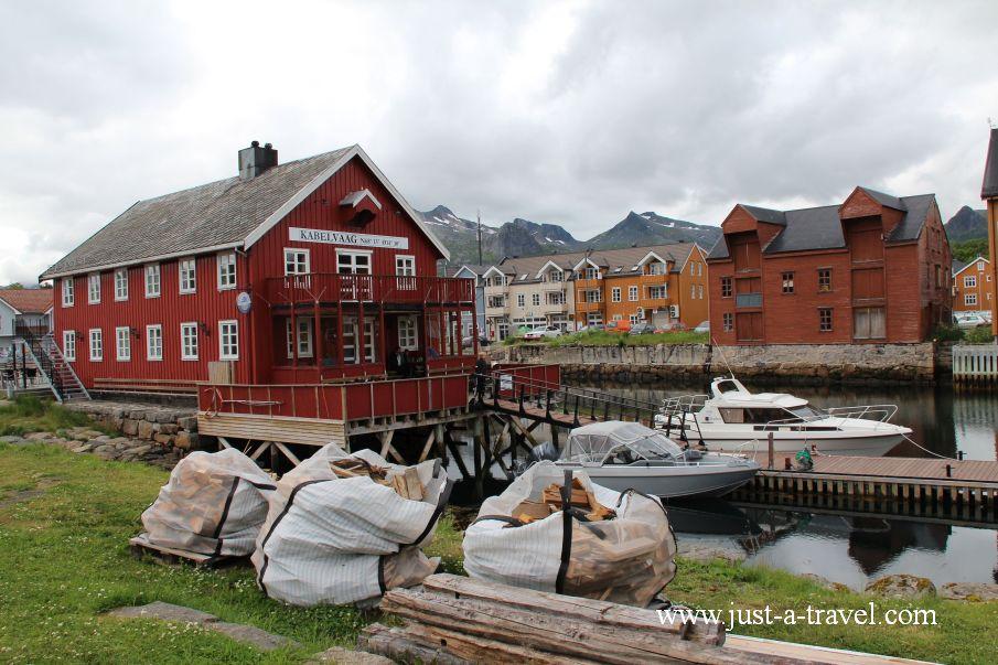 Kabelvag - Lofoty - perły północnej Norwegii