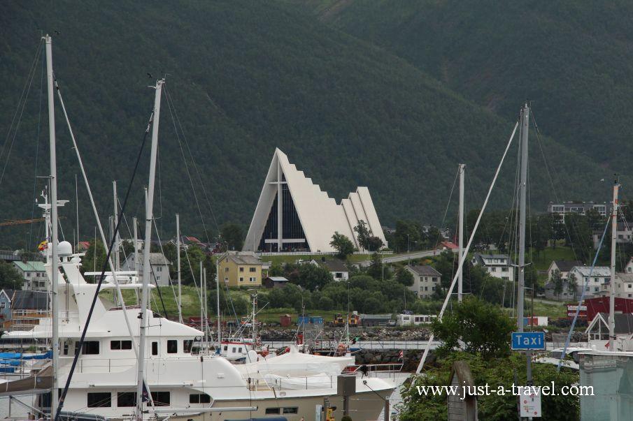 Katedra Arktyczna 2 - W arktycznej scenerii Tromso