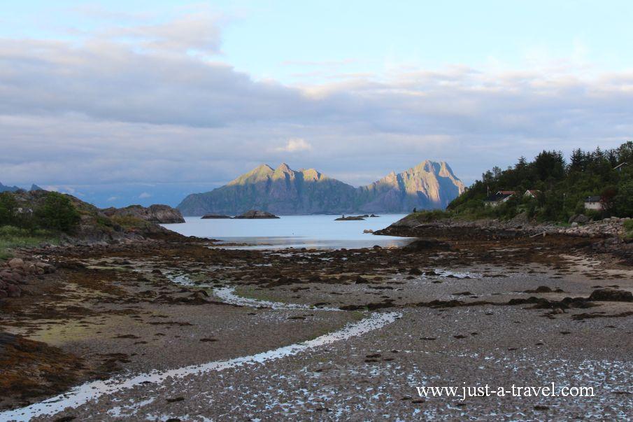 Lofoty 4 - Lofoty - perły północnej Norwegii