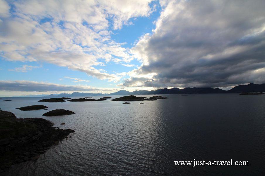 Lofoty 5 - Lofoty - perły północnej Norwegii