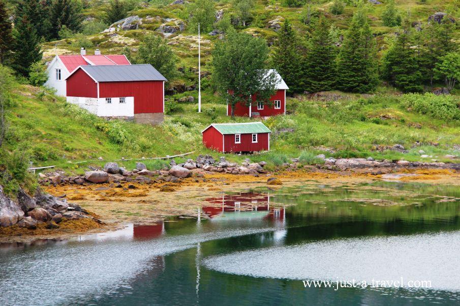 Lofoty - Lofoty - perły północnej Norwegii