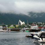 W arktycznej scenerii Tromso