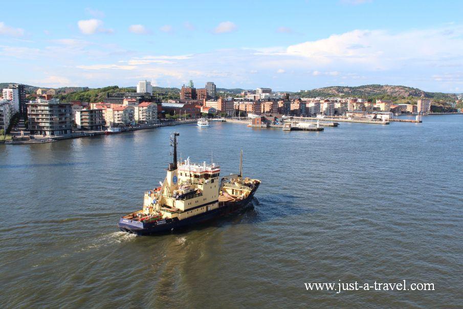 IMG 3208 - Adieu Skandynawia, czyli rejs promem