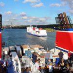 Adieu Skandynawia, czyli rejs promem