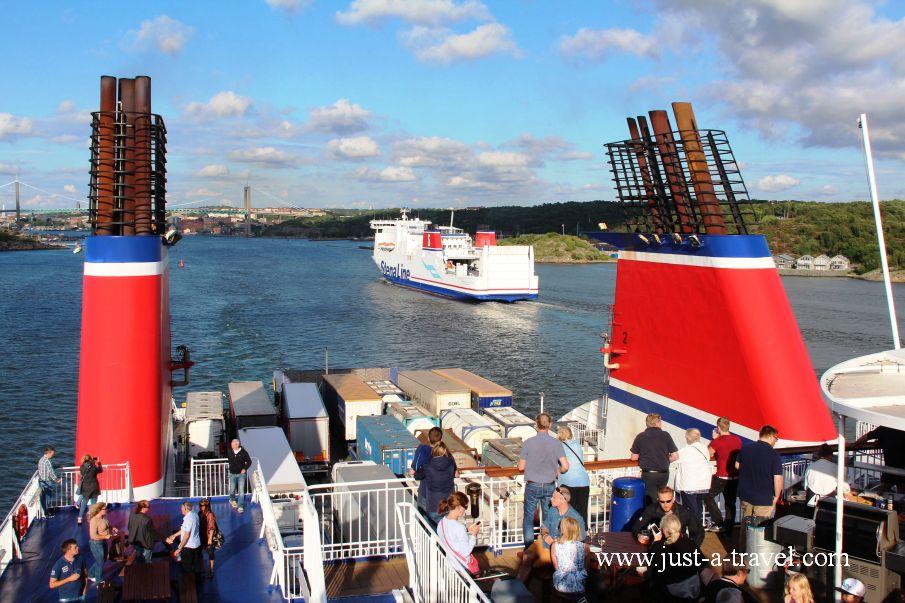IMG 3234 - Adieu Skandynawia, czyli rejs promem