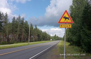 Podróż dookoła Skandynawii