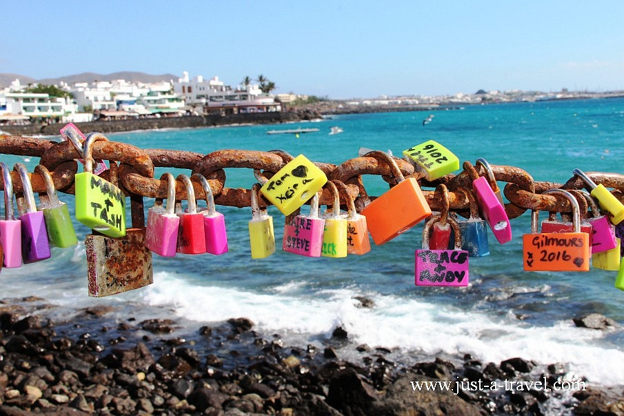 Playa Blanca na Lanzarote
