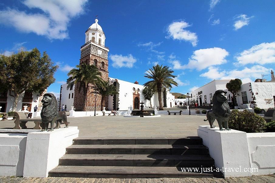 Teguise w Lanzarote