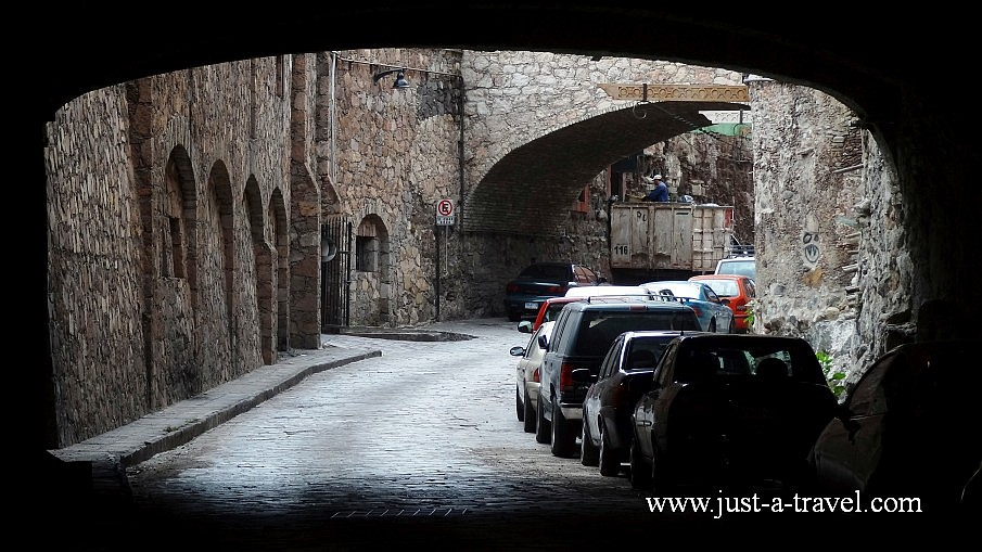 Tunele Guanajuato