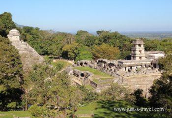 Ruiny Palenque
