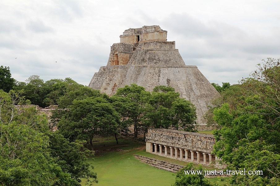 Uxmal i Piramida Czarownika