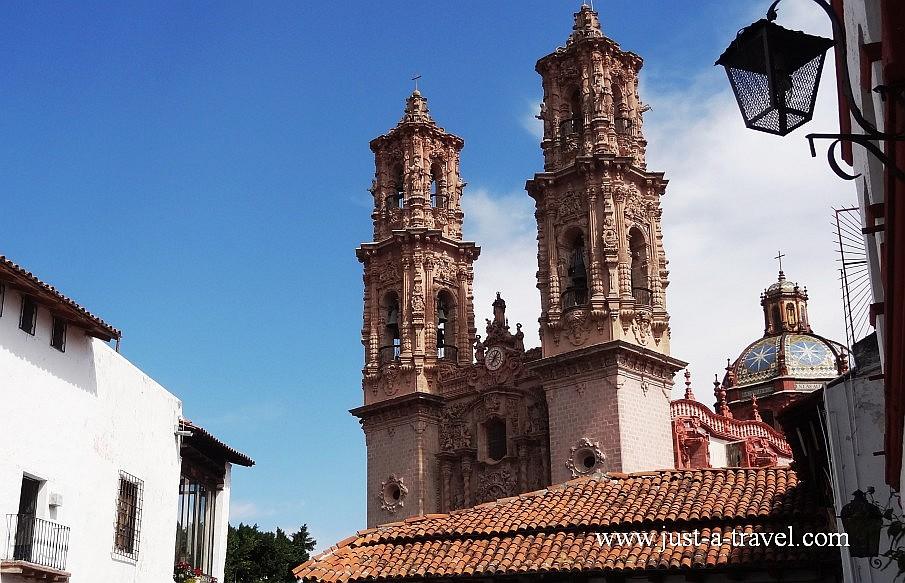 Taxco srebrne miasteczko