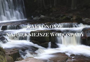 Wodospady Karkonoszy