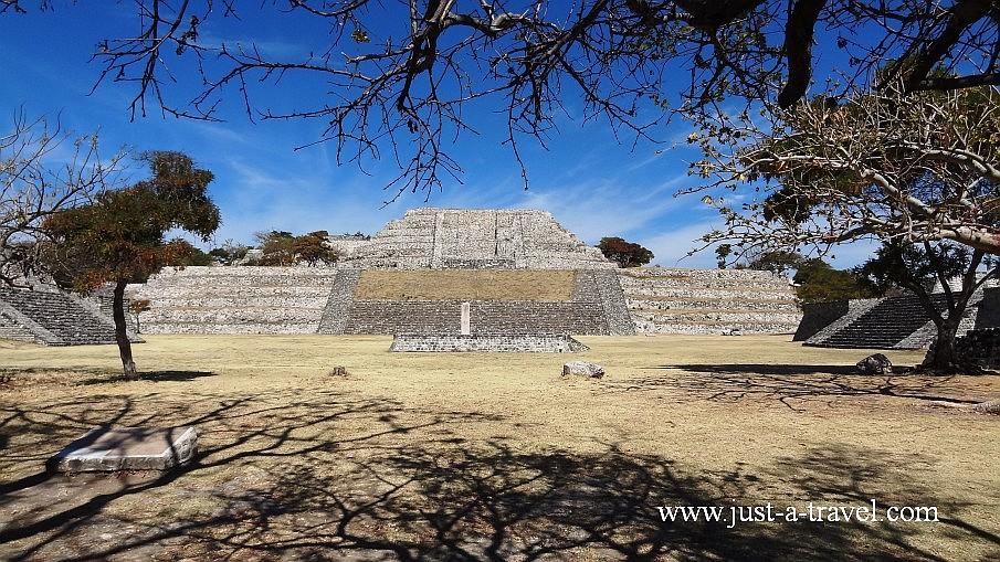 Ruiny Xochicalco