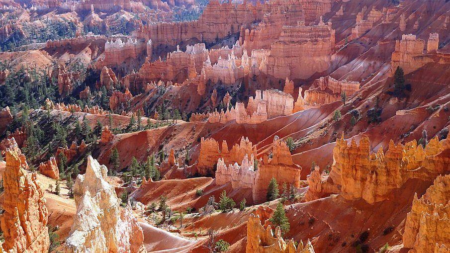 Najpiękniejsze parki narodowe USA, Bryce Canyon