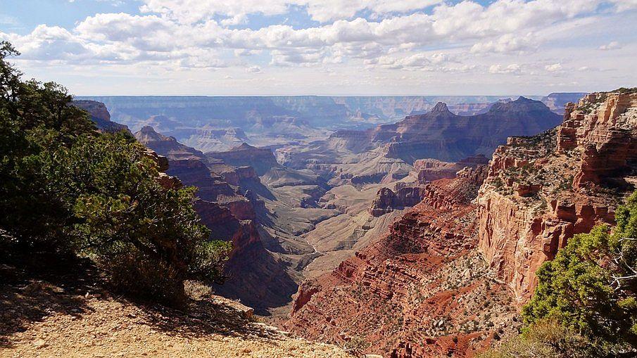 Najpiękniejsze parki narodowe USA, Wielki Kanion