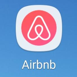 Airbnb aplikacja na telefon dla podróżnika