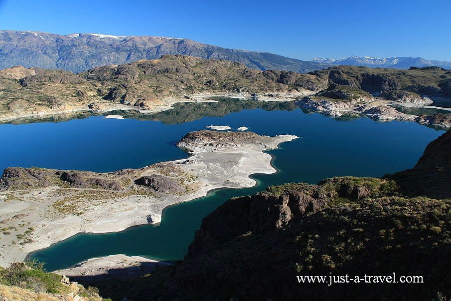 Careterra Austral i Lago General Carrera