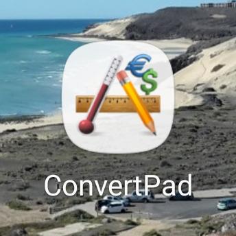 ConvertPad aplikacja na telefon dla podróżnika