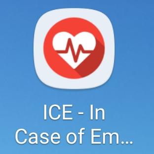 ICE aplikacja na telefon dla podróżnika