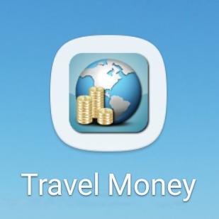 Travel Money aplikacja na telefon dla podróżnika