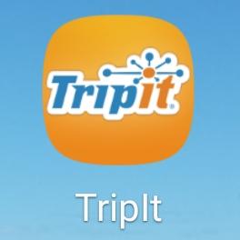 TripIt aplikacja na telefon dla podróżnika