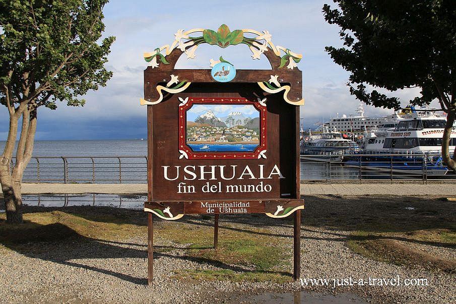 Ushuaia, Argentyna