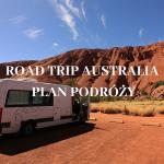 Kamperem po Australii - plan podróży