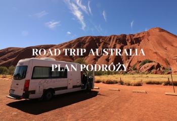 Australia plan podróży