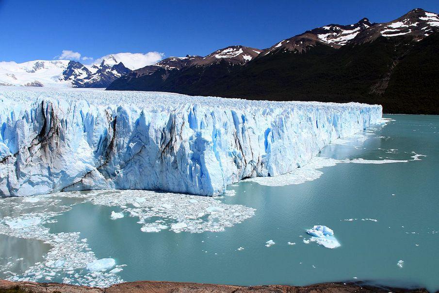 Perito Moreno Najpiękniejsze miejsca w Patagonii