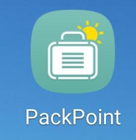 Packpoint aplikacja dla podróżnika