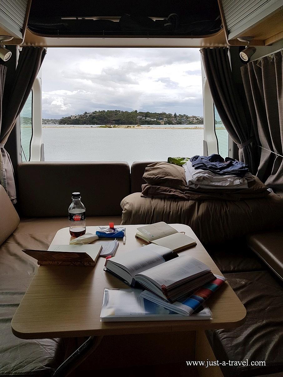 Podróż kamperem przez Australię