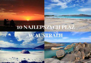 10 najlepszych plaż w Australii