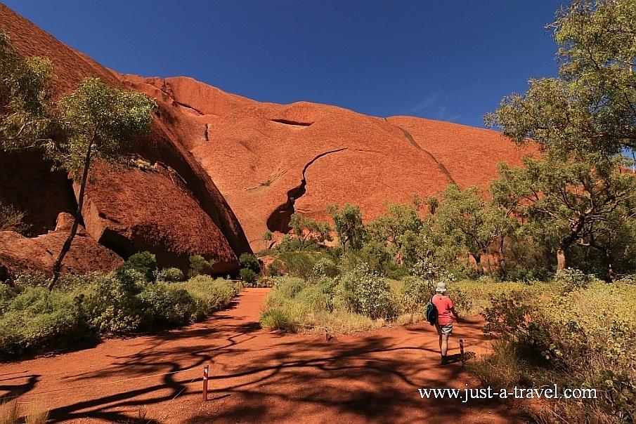 Uluru Park Narodowy Uluru–Kata Tjuta