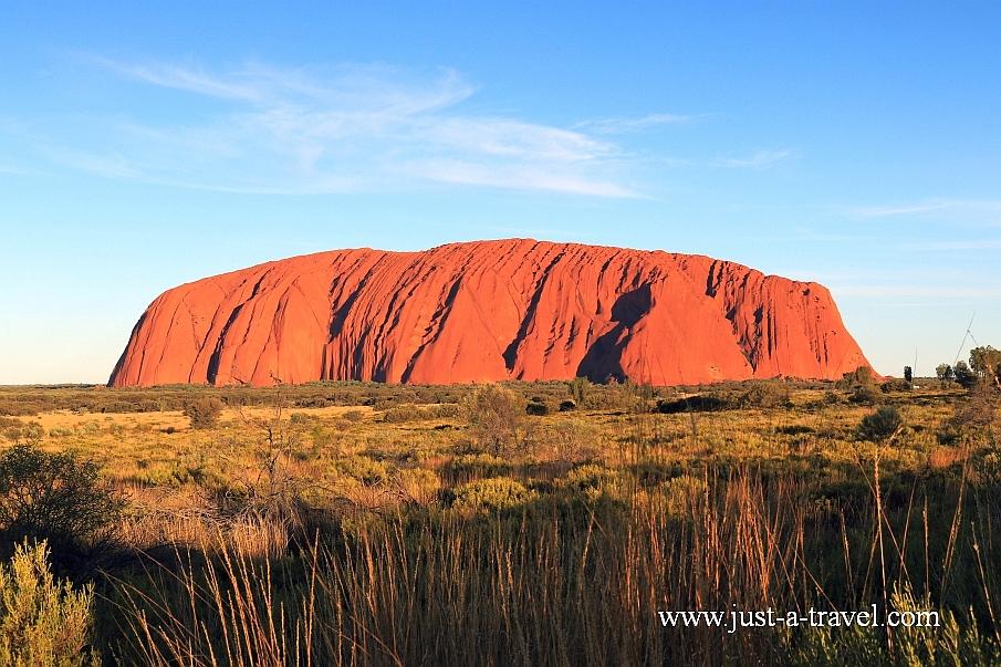 Ayers Rock, Uluru-Kata Tjuta