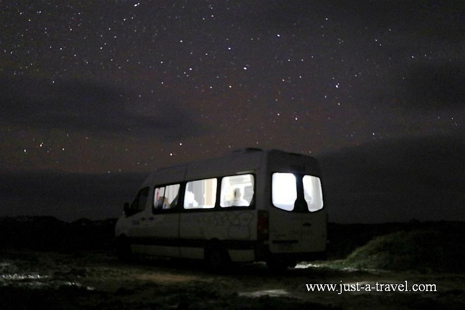 Bunda Cliffs camping