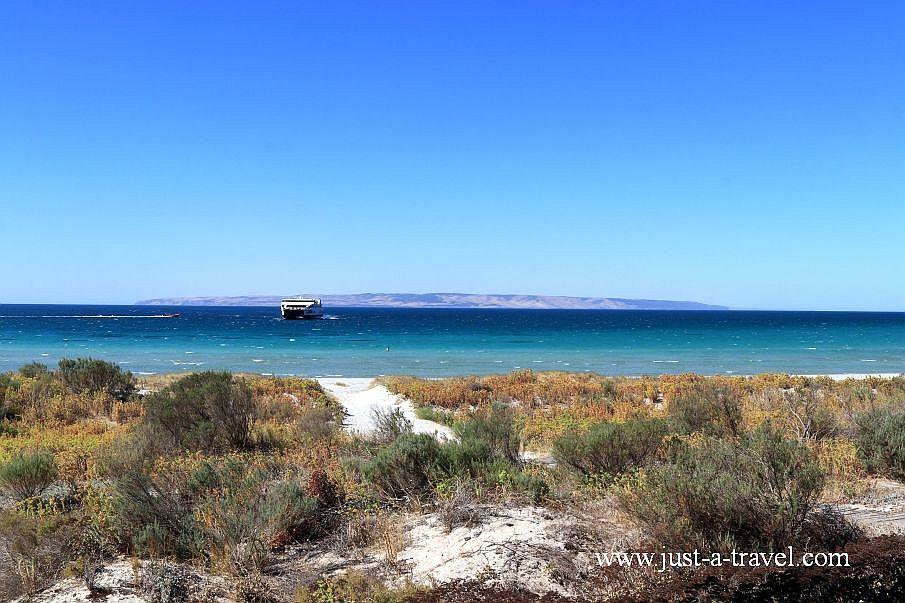 Hog Bay, Wyspa Kangura, Australia